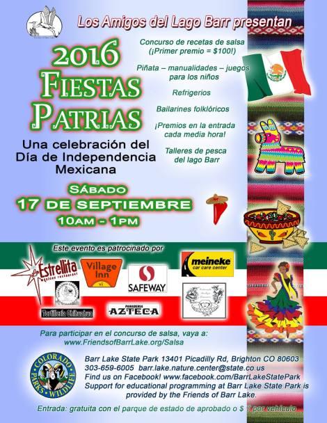 2016Sep17 Fiestas Patrias - Spanish