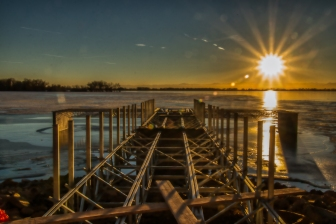 ADA Compliant Fishing Pier