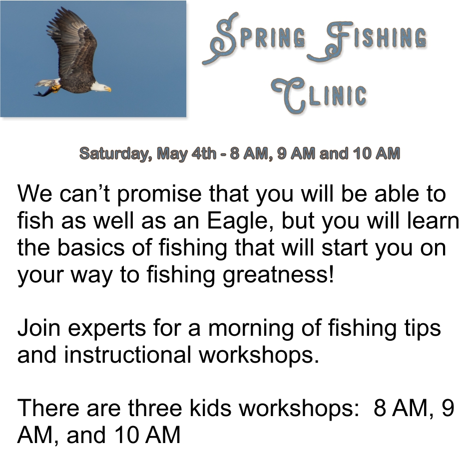 SpringFishingClinic