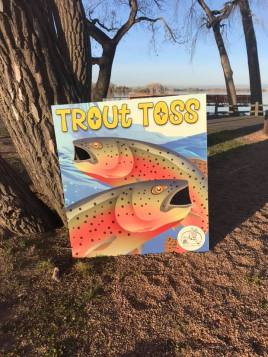 Trout Toss by Friends of Barr Lake