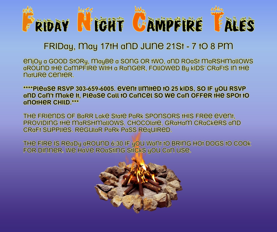 Friday Night Campfire Tales
