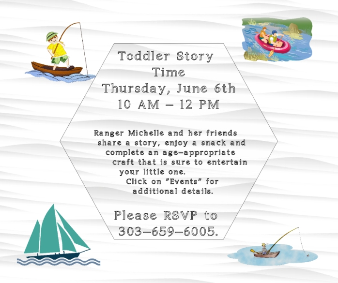 Toddler Story Time June 2019 - Boating