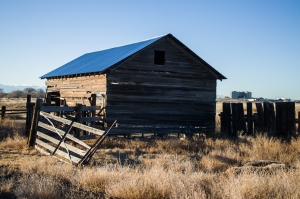 Bergman Barn at Barr Lake State Park