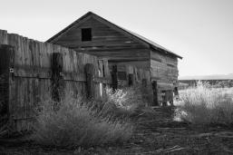 Bergman Barn and Corral