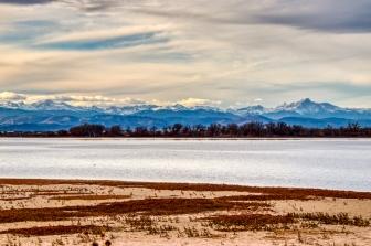 View Across the Lake