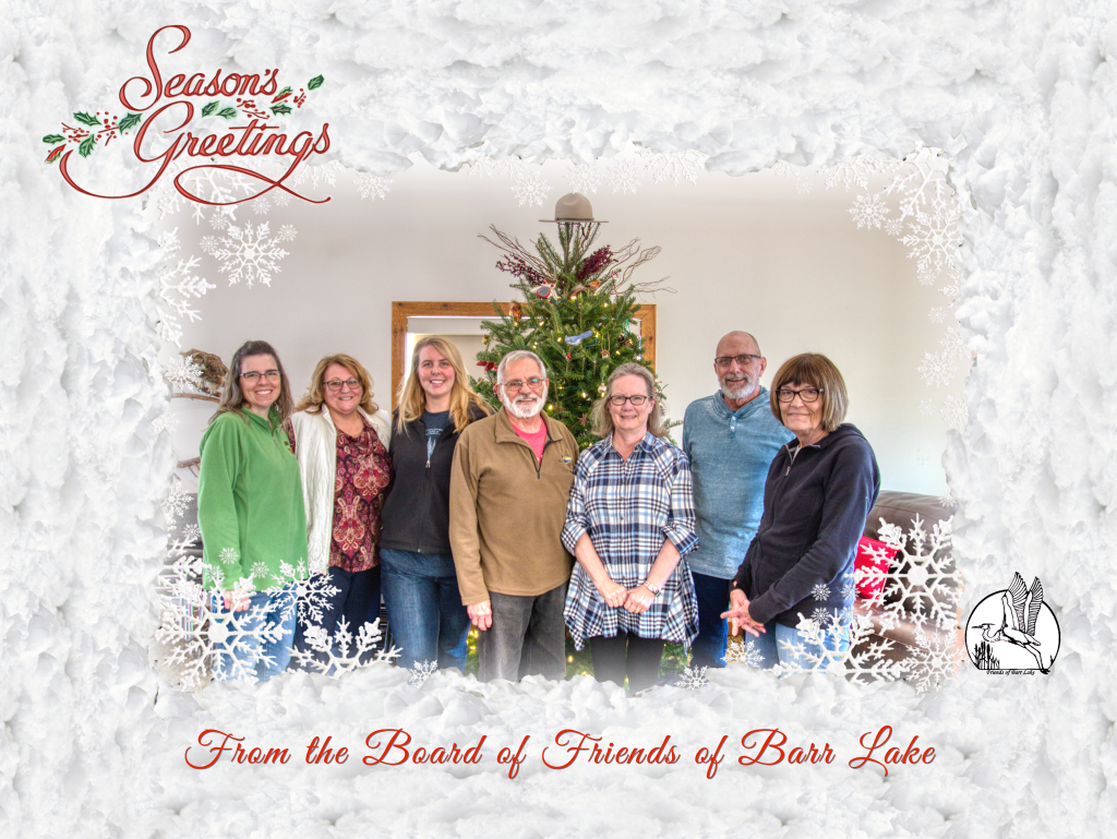 Friends of Barr Lake Board