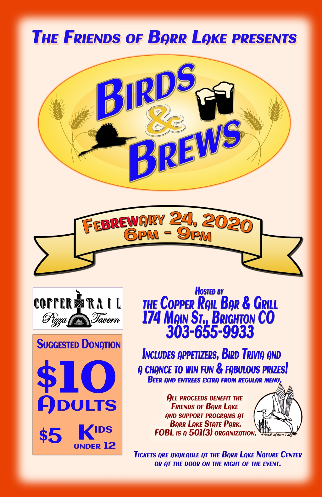 Birds & Brews 2020