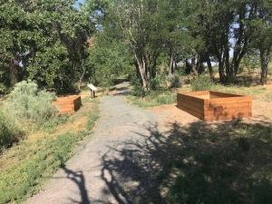 The Sensory Garden Trail